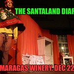 Santaland+Diaries+at+MARAGAS+WINERY