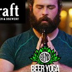 The+Official+Bend+Beer+Yoga+at+Craft+Kitchen+and+Brewery