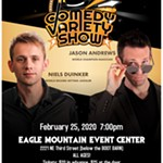 Comedy+Variety+with+Vegas+Magician+Jason+Andrews+and+Juggler+Niels+Duinker